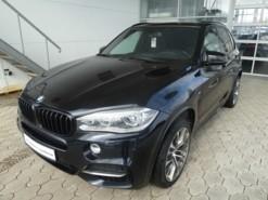 BMW X5 2014 г. (черный)