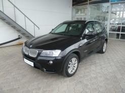 BMW X3 2014 г. (черный)
