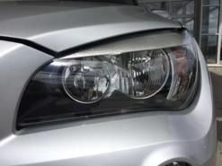 BMW X1 2013 г. (серебряный)