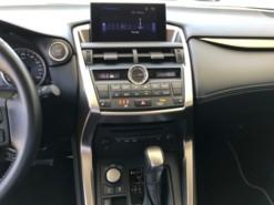 Lexus NX 2015 г. (черный)