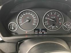 BMW 3er 2015 г. (серый)