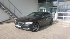 BMW 5er 2013 г. (черный)