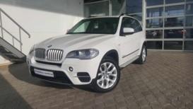 BMW X5 2011 г. (белый)