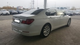BMW 7er 2015 г. (белый)