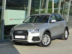 Audi Q3 2017 г. (бежевый)