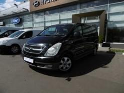 Hyundai Starex 2007 г. (черный)