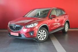 Mazda CX-5 2012 г. (красный)