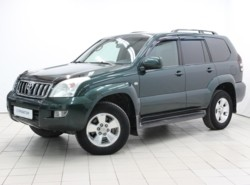 Toyota Land Cruiser Prado 2007 г. (зеленый)
