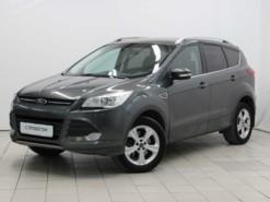 Ford KUGA 2014 г. (серый)