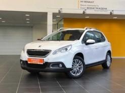 Peugeot 2008 2014 г. (белый)