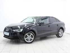 Audi A3 2014 г. (черный)