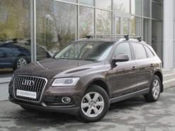 Audi Q5 2013 г. (коричневый)