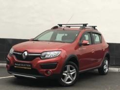Renault Sandero 2014 г. (красный)
