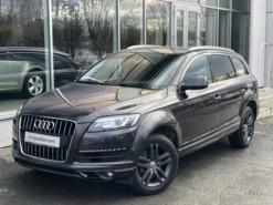 Audi Q7 2014 г. (серый)