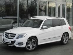 Mercedes-Benz GLK 2012 г. (белый)