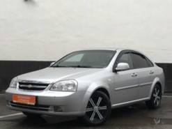 Chevrolet Lacetti 2012 г. (серебряный)