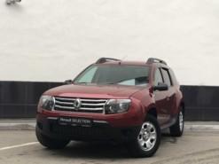 Renault Duster 2014 г. (красный)