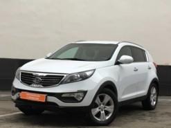 Kia Sportage 2012 г. (белый)