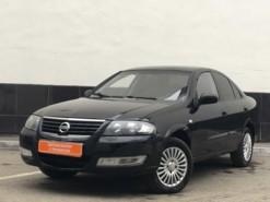 Nissan Almera Classic 2007 г. (черный)