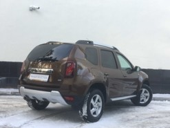 Renault Duster 2015 г. (коричневый)