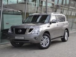 Nissan Patrol 2012 г. (серый)