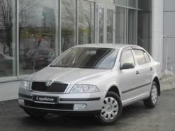 Škoda Octavia 2007 г. (серебряный)