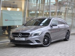 Mercedes-Benz CLA 2015 г. (серый)