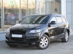 Audi Q7 2012 г. (черный)
