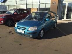 Hyundai Getz 2004 г. (голубой)
