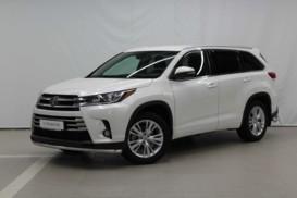 Toyota Highlander 2016 г. (белый)