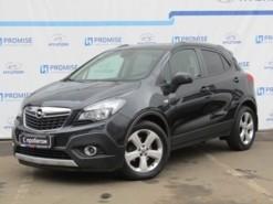 Opel Mokka 2012 г. (черный)