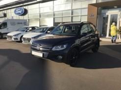 Volkswagen Tiguan 2011 г. (синий)