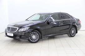 Mercedes-Benz E-klasse 2015 г. (черный)