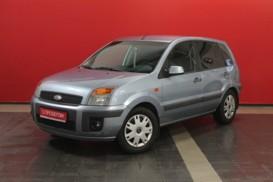 Ford Fusion 2008 г. (серый)