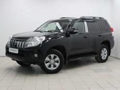 Toyota Land Cruiser Prado 2012 г. (черный)