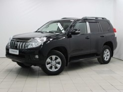 Toyota Land Cruiser Prado 2012 г. (черный)