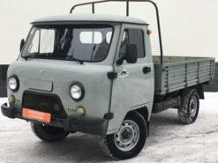 УАЗ 3303 2016 г. (серый)