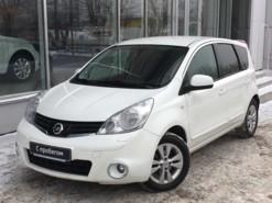 Nissan Note 2012 г. (белый)