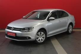 Volkswagen Jetta 2013 г. (серебряный)