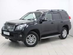 Toyota Land Cruiser Prado 2013 г. (черный)