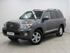 Toyota Land Cruiser 2012 г. (серый)