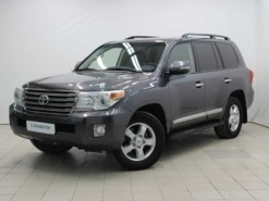 Toyota Land Cruiser 2012 г. (серый)