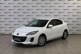 Mazda 3 2013 г. (белый)