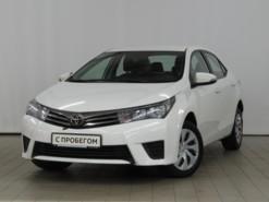 Toyota Corolla 2014 г. (белый)