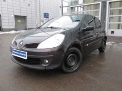 Renault Clio 2008 г. (черный)
