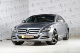 Mercedes-Benz CLS 2012 г. (серый)