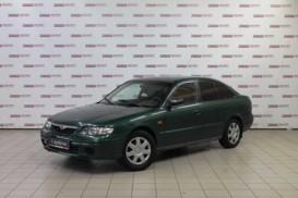 Mazda 626 1998 г. (зеленый)