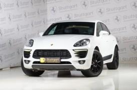 Porsche Macan 2014 г. (белый)