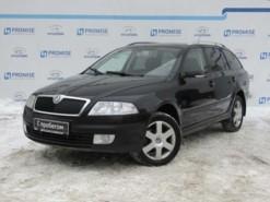 Škoda Octavia 2007 г. (черный)