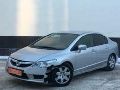 Honda Civic 2009 г. (серебряный)